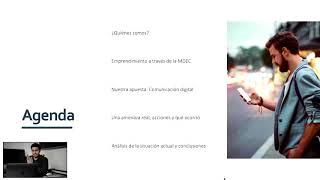 Grabación Webinar Charla MDEC Giacomo Miglio
