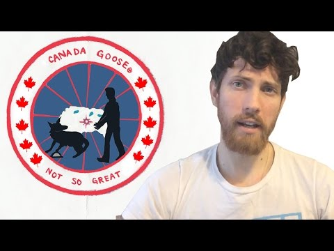 Canada Goose: The Coldest Coat On The Planet
