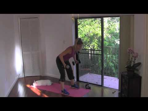 Superset Sculpt - Full 40 Minute Strength Training Fat Burning Home Workout