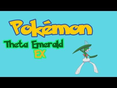Pokémon Theta Emerald Ex: Como ter Gallade?