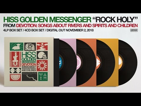 "Hiss Golden Messenger ""Rock Holy"" Mp3"