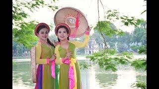 Người ở đừng về - Thanh Hằng & Thanh Hà - Dân ca quan họ Bắc Ninh