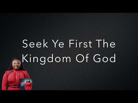 """""""It's Yours"""" Lyric Video by Jekalyn Carr from the One Nation Under God Album"""