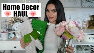 Home Decor Haul - April 2016