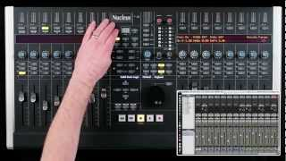 Using SSL Nucleus with Pro Tools