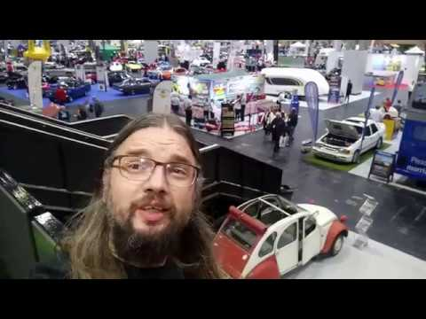 NEC Classic Motor Show 2018 walk-around - bumper episode!