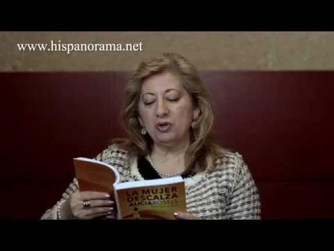 Video promocional de LA MUJER DESCALZA. Alicia Rosell