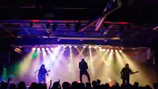 Kamelot - Burns To Embrace (Live@Backstage München, 29.09.2018)