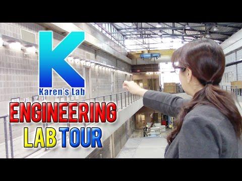 Engineering Lab Tour