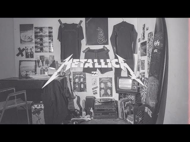 Metallica x Billabong LAB: The Black Album