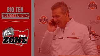 Ohio State Football-Urban Meyer 11-13-18