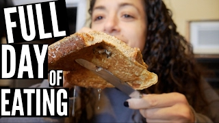 Full Day of Eating || IIFYM/Flexible Dieting Style