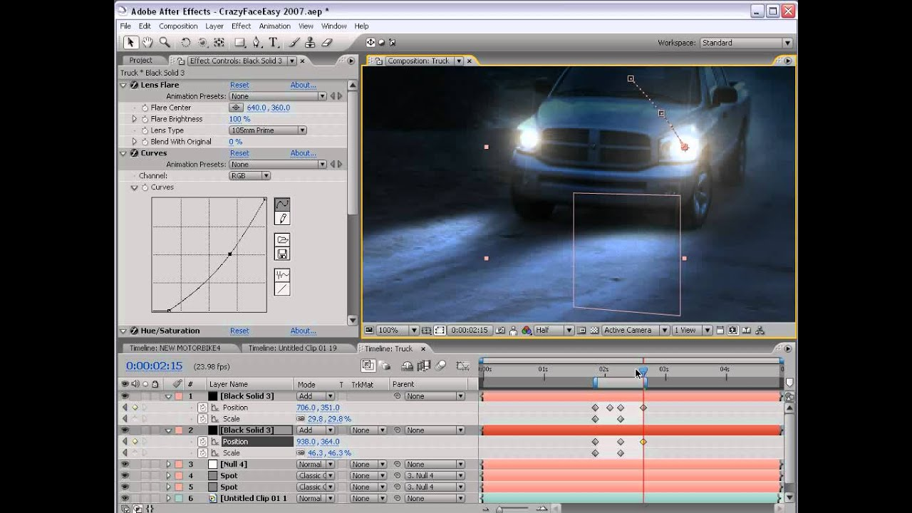 Practical screencraft 2 after effects | (fd) film & media production.