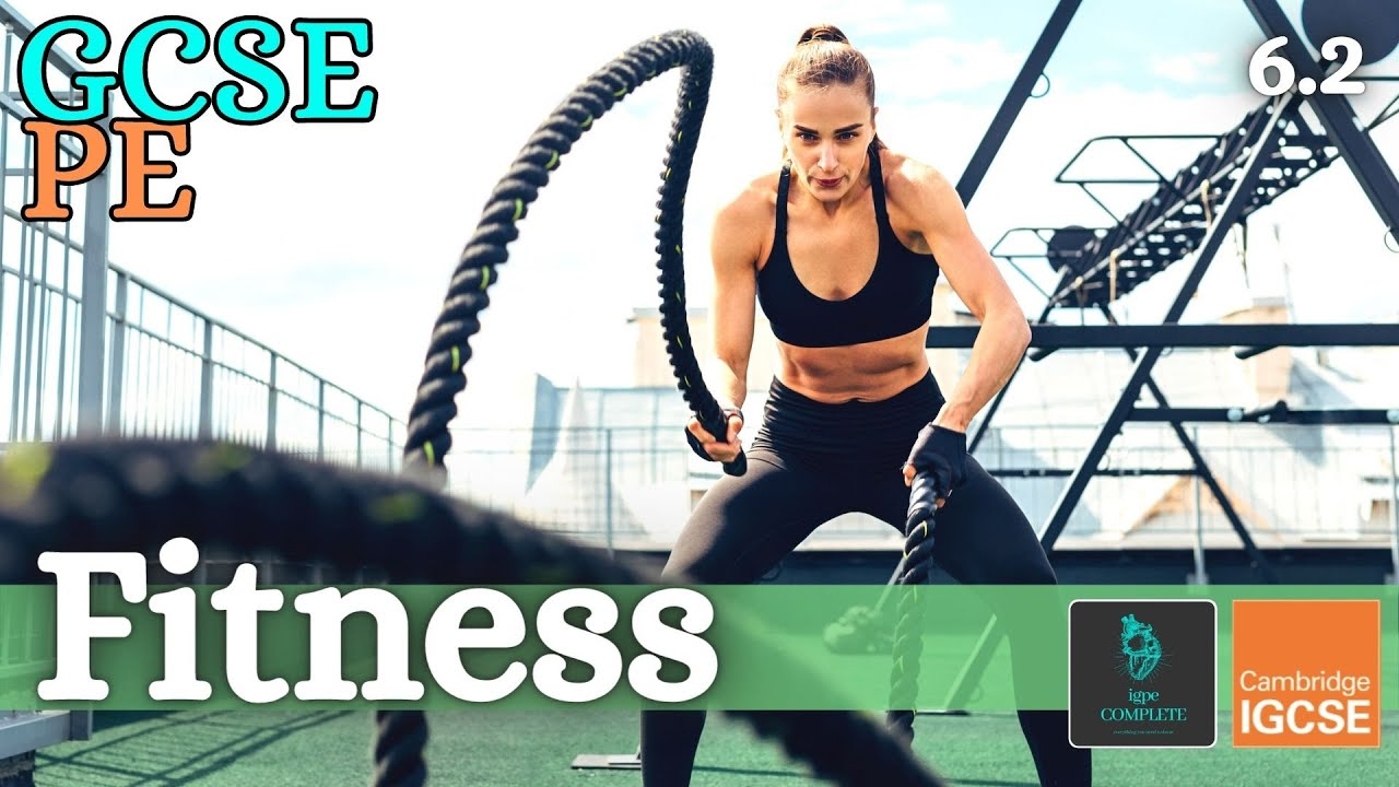 GCSE PE – FITNESS – The Interaction With Health & Exercise – (Health, Fitness & Training 6.2)