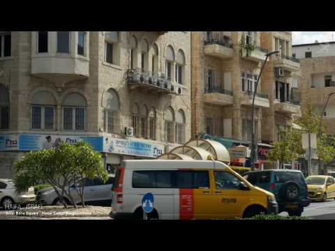 HAIFA   A TRAVEL TOUR   4K
