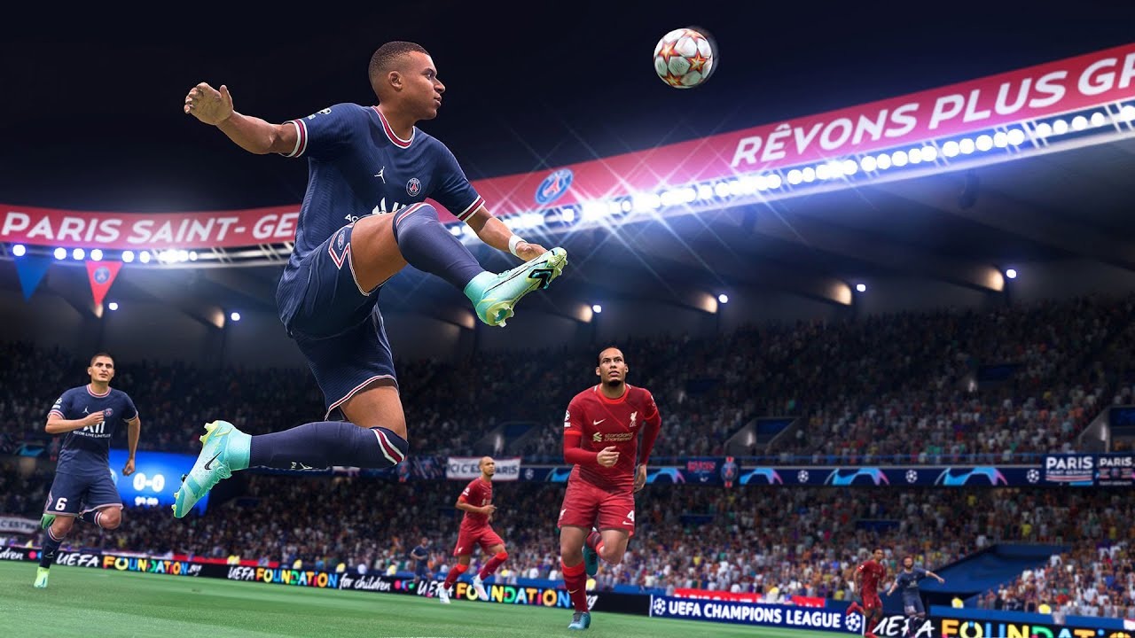 Download [TTB] FIFA 22 NEXT GEN HANDS ON - FIRST IMPRESSIONS FROM A PES LAD!