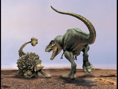 """Dinosaurs Alive!"" in Fernbank's IMAX Theatre"