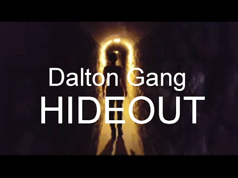 Exploring Kansas - Dalton Gang Hideout, the prairie & Santa Fe trail