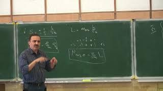 فیزیک ۲ - محمدرضا اجتهادی - صنعتی شریف - جلسه بیست و دوم - پارامغناطیس، فرومغناطیس، دیامغناطیس