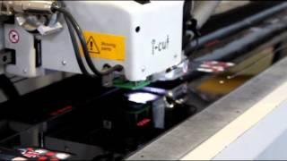 Шелфтокер из полистирола. Печать на черном. HUGO BOSS.wmv(ООО