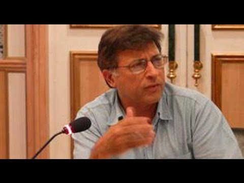 When Pervez Hoodbhoy came to India.
