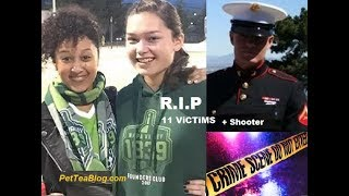 Tamera Mowry Niece Victim of #Borderline Bar Shooting in Thousand Oaks, 12 People