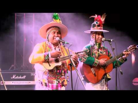 MÚSICA BOLIVIANA - NORTE POTOSI - CONCIERTO 6 NACIONES (QHAPAQ ÑAN - CUSCO)