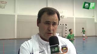 Futsal: Iniciados começam Fase de Apuramento de Campeão