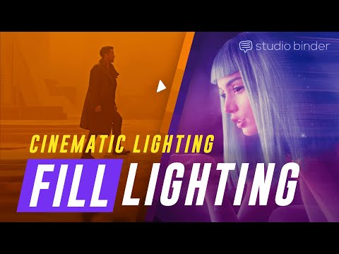 Video Lighting Techniques — Nailing That Cinematic Look (with A Fill Light)