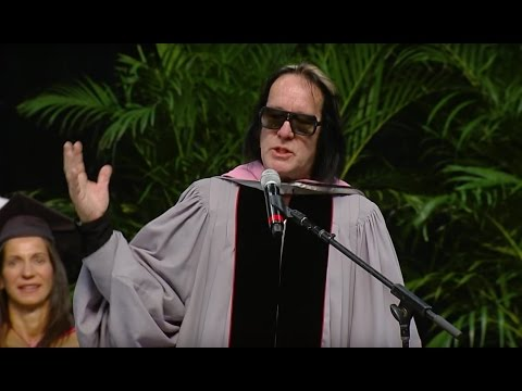 Todd Rundgren - Berklee Commencement Address 2017