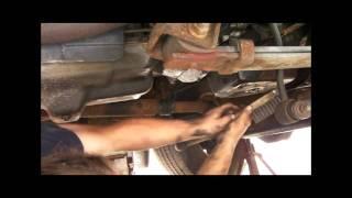 Oil Pan Hack And Or Repair