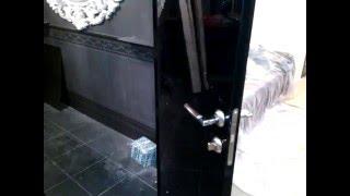 Двери Фрамир чёрный глянец.(, 2016-02-22T21:33:59.000Z)