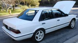 1988 Nissan Bluebird SSS-R Attesa 4WD CA18DET For sale in California