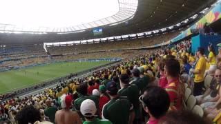 Crónica: El día que los mexicanos arrebataron su Fortaleza a Brasil