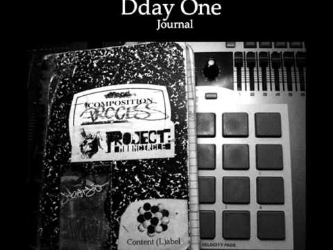 Dday One - Mouth 2 Mouth, Journal, The Content Label, instrumental hip hop playlist beats