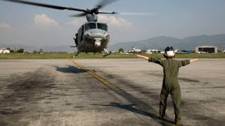 U.S. military helicopter missing in Nepal