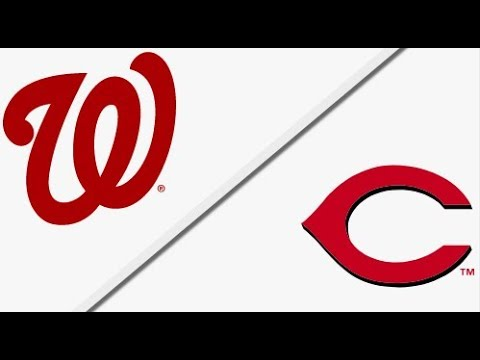 Washington Nationals vs Cincinnati Reds | Full Game Highlights | 3/31/18
