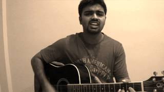 tanha dil guitar cover