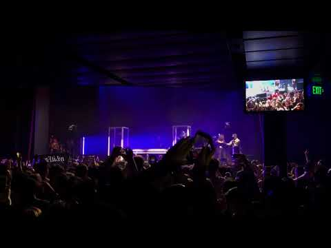 Ekali - Babylon ft. Denzel Curry @ The Novo, LA