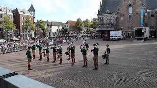 Trompetterkorps Alkmaar Junioren Show Taptoe Alkmaar 2019