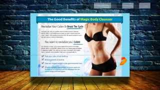 Magic Body Cleanser Review - Flatten Your Stomach And Boost Your Energy Thumbnail