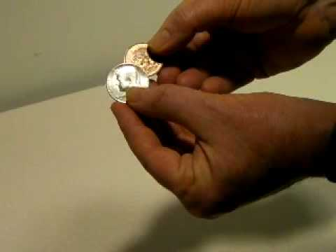 Best Coin Trick In The World - Revealed