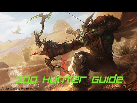 100 Hunter Guide - Warlords Of Draenor Hunter PvP Guide - Patch 6.0.3