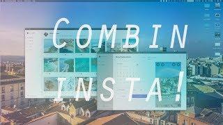 Combin Growth and Combin Scheduler - Ultimate INSTAGRAM Business Tool!