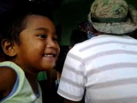 PPV Watching in Barangay Katubao, Kiamba, Sarangani Province