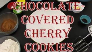 Chocolate-Covered Cherry Cookies - The Old Farmers Almanac