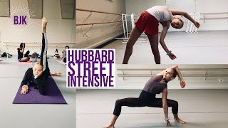 IVLOGI A Day Of My Life At Hubbard Street Intensive!!