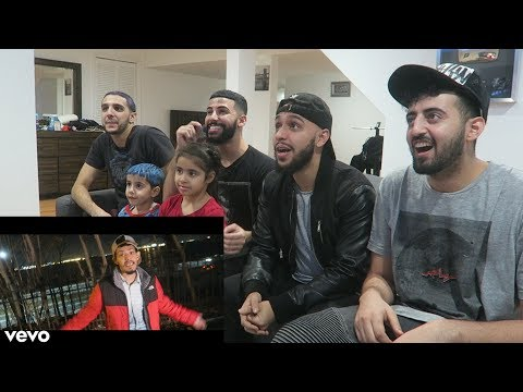 THE SQUAD REACTS TO T - REX - NO CLUE DISS TRACK !!