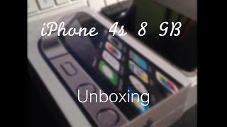 iPhone 4s 8 GB Unboxing - iPlikacje(Dzisiaj zajmę się dla Was odpakowaniem iPhone'a 4s w wersji 8 GB z pre-instalowanym iOS 7. Zapraszam :D iPhone 4s w sklepie Apple: http://goo.gl/75ItYQ ..., 2014-03-05T15:12:08.000Z)