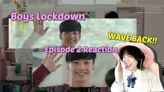 (KILIG!) Boys Lockdown Episode 2 Reaction / Commentary | KeyChen